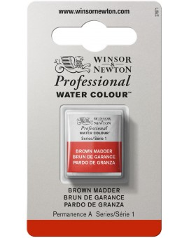 W&N Professional Water Colour - Brown Madder (056)