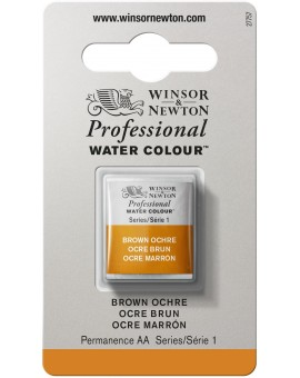 W&N Professional Water Colour - Brown Ochre (059)