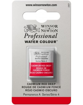 W&N Professional Water Colour - Cadmium Red Deep (097)