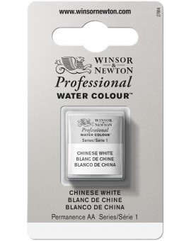 W&N Professional Water Colour - Chinese White (150)