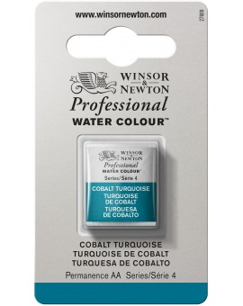 W&N Professional Water Colour - Cobalt Turquoise (190)