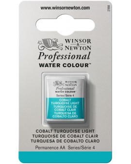 W&N Professional Water Colour - Cobalt Turquoise Light (191)