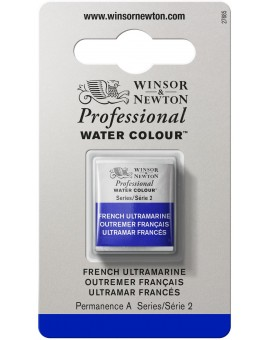 W&N Professional Water Colour - French Ultramarine (263)
