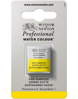 W&N Professional Water Colour - New Gamboge (267)