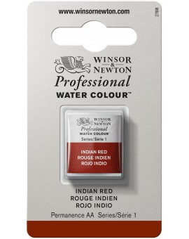 W&N Professional Water Colour - Indian Red (317)