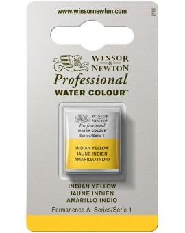W&N Professional Water Colour - Indian Yellow (319)