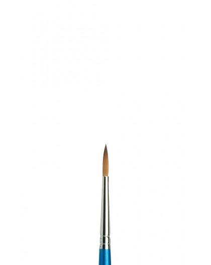 Cotman rond penseel met korte steel (S111) nr 4