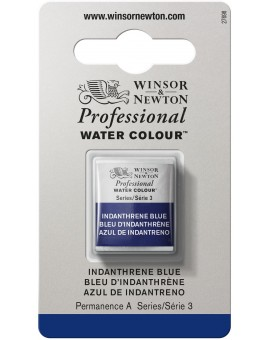 W&N Professional Water Colour - Indanthrene Blue (321)