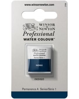 W&N Professional Water Colour - Indigo (322)