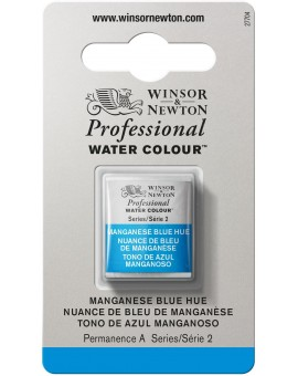 W&N Professional Water Colour - Manganese Blue Hue (379)