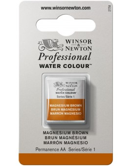 W&N Professional Water Colour - Magnesium Brown (381)