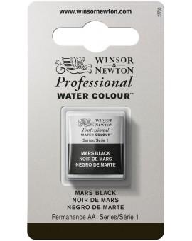 W&N Professional Water Colour - Mars Black (386)