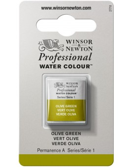 W&N Professional Water Colour - Olive Green (447)