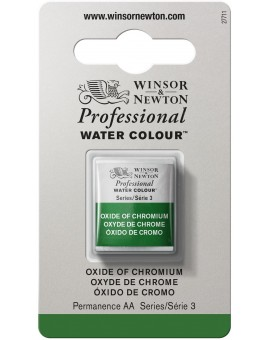 W&N Professional Water Colour - Oxide of Chromium (459)