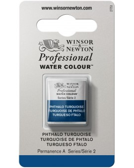 W&N Professional Water Colour - Phtalo Turquoise (526)