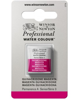 W&N Professional Water Colour - Quinacridone Magenta (545)