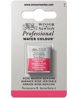 W&N Professional Water Colour - Rose Madder Genuine (587)