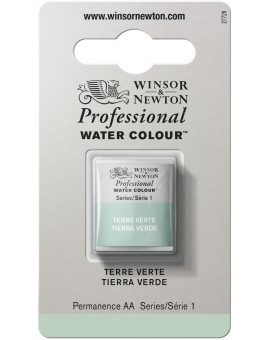 W&N Professional Water Colour - Terre Verte (637)