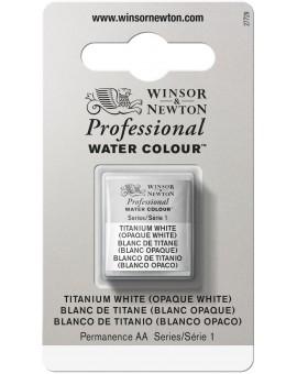 W&N Professional Water Colour - Titanium White (Opaque White) (644)