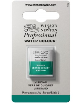 W&N Professional Water Colour - Viridian (692)