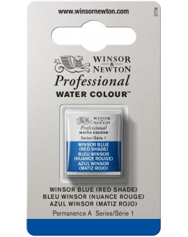 W&N Professional Water Colour - Winsor Blue (Red Shade) (709)