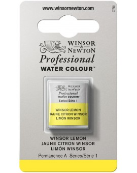 W&N Professional Water Colour - Winsor Lemon (722)