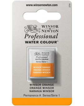 W&N Professional Water Colour - Winsor Orange (724)