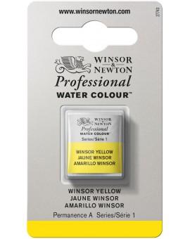 W&N Professional Water Colour - Winsor Yellow (730)