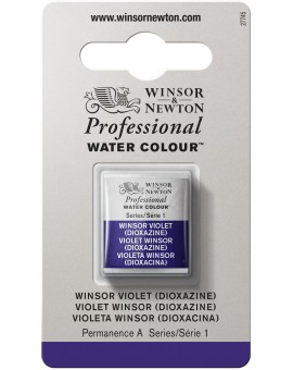 W&N Professional Water Colour - Winsor Violet (Dioxazine) (733)
