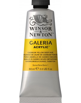 W&N Galeria Acrylic - Cadmium Yellow Deep Hue (115)