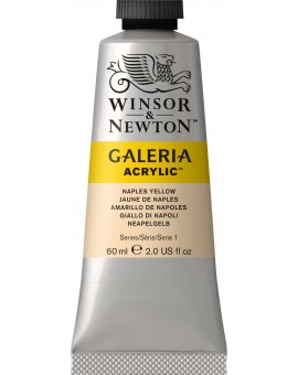 W&N Galeria Acrylic - Naples Yellow (422)