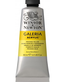 W&N Galeria Acrylic - Process Yellow (537)