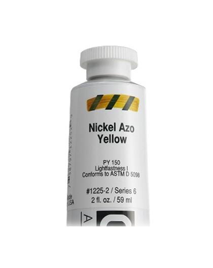 Golden Heavy Body Acrylic - Nickel Azo Yellow #1225