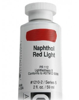 Golden Heavy Body Acrylic - Naphthol Red Light #1210