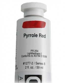 Golden Heavy Body Acrylic - Pyrrole Red #1277