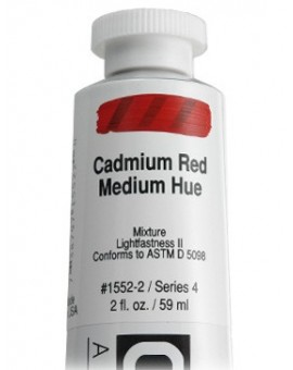 Golden Heavy Body Acrylic - Cadmium Red Medium Hue #1552