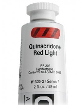 Golden Heavy Body Acrylic - Quinacridone Red Light #1320