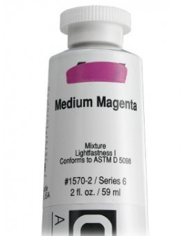 Golden Heavy Body Acrylic - Medium Magenta #1570