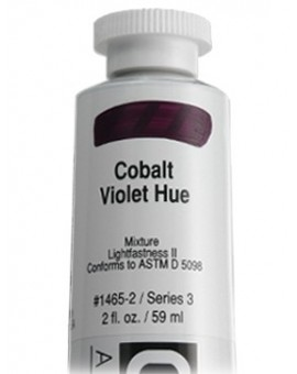 Golden Heavy Body Acrylic - Cobalt Violet Hue #1465