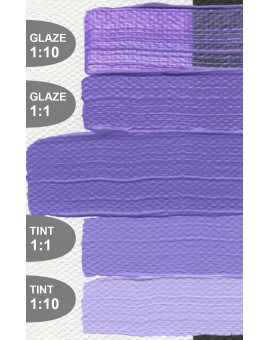 Golden Heavy Body Acrylic - Light Violet #1568