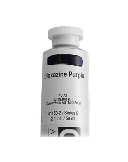 Golden Heavy Body Acrylic - Dioxazine Purple #1150
