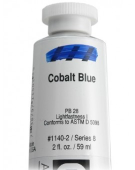 Golden Heavy Body Acrylic - Cobalt Blue #1140