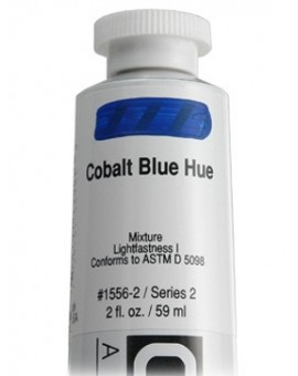 Golden Heavy Body Acrylic - Cobalt Blue Hue #1556