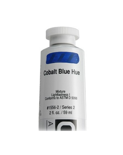 Golden Heavy Body Acrylic - Cobalt Blue Hue #1556