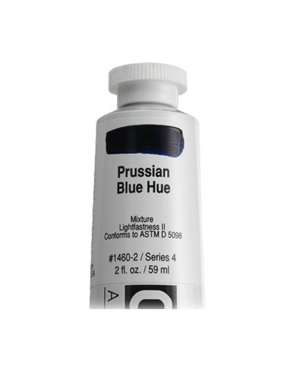 Golden Heavy Body Acrylic - Prussian Blue Hue #1460