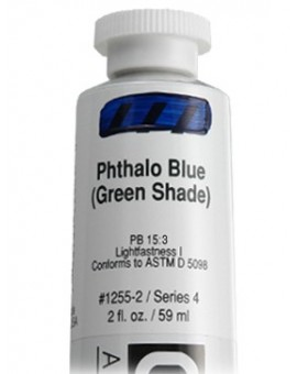 Golden Heavy Body Acrylic - Phthalo Blue (Green Shade) #1255