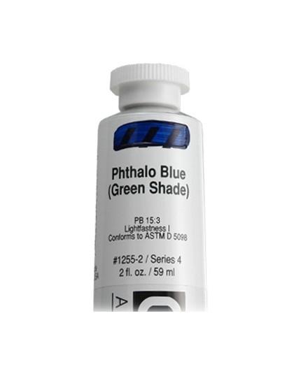 Golden Heavy Body Acrylic - Phthalo Blue (Green Shade) #1255