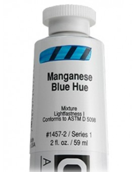 Golden Heavy Body Acrylic - Manganese Blue Hue #1457
