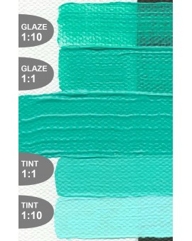 Golden Heavy Body Acrylic - Teal #1369