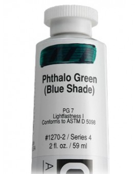 Golden Heavy Body Acrylic - Phthalo Green (Blue Shade) #1270